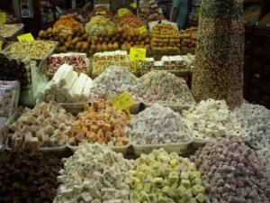 Рынок Аланья