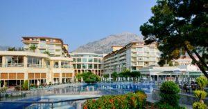 Турция, Кемер отели