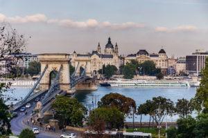 Мост Будапешт