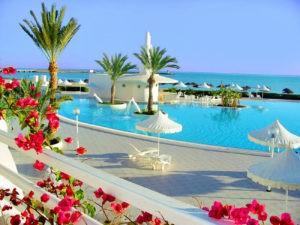 Тунис пляж