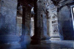 храмовый комплекс Эллоры
