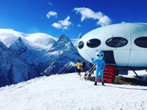 10 самых популярных горнолыжных курортов России