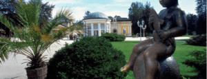 статуя мальчика Франтишка