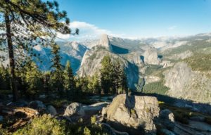 Йосемитский Национальный парк. Инструкция.