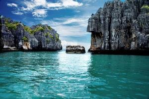 Национальный морской парк Анг Тонг. Таиланд