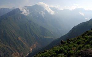 Каньон Колька. Самый глубокий каньон в мире