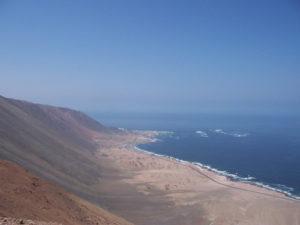 Пустыня Атакама. Чили
