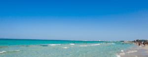 Очень чистые пляжи Махидия
