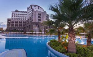Турция Анталия отели