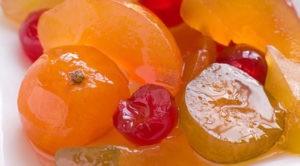 Кремона: Страдивари, Тораццо и Порденоне с фруктами в горчице