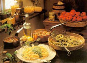 Кухня в Италии