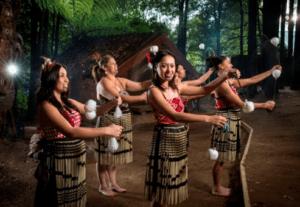Путешествие по долине Роторуа. Племя Маори