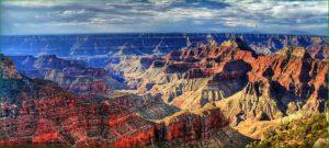 Большой Каньон. США