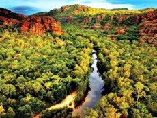 Национальный парк Какаду Австралия. Девственная природа