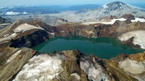 Гора Катмай. Аляска