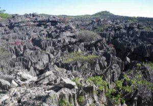 Неприступное плато Анкарана и заповедник Бемараха на  Острове Мадагаскар