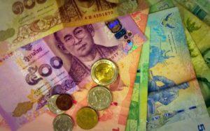 сколько берете денег в тайланд