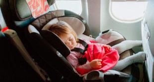 Как перевозить ребенка самолетом