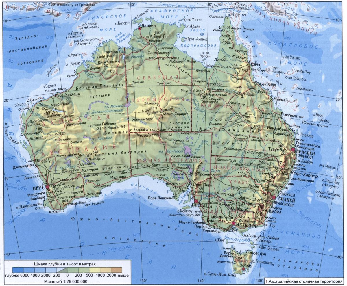 кольцами географические картинки австралии принципе