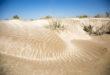 Дешти Кевир — большая соляная пустыня