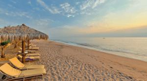 Фуджейра пляж