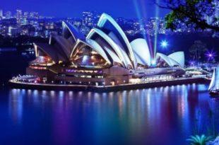Австралия Оперный театр