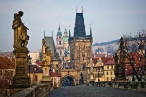 Поесть в Праге