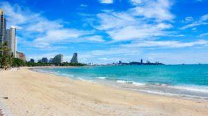 Лучшие пляжи Паттайя