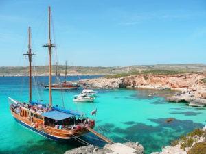 Притягательная и далекая Мальта