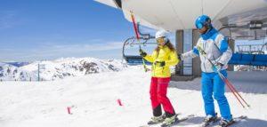 Андорра - горнолыжный курорт