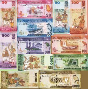 Деньги Шри-Ланки