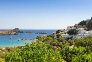 Достопримечательности острова Родос