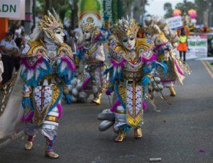 Доминиканские танцы и карнавалы