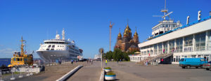 Удивительный Архангельск