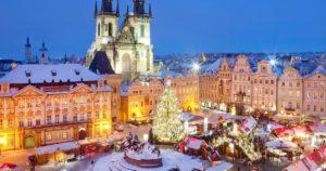 В Чехию на Новый год
