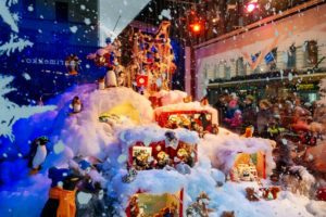Рождественская Финляндия