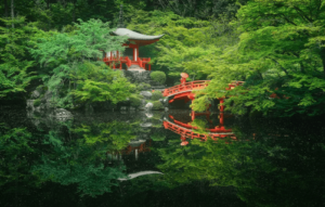 Храм Киото