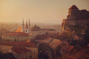 Город Эстергом нежно сохранил веяния старины