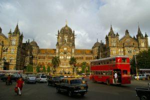 Вокзал Чхатрапати Шиваджи Индия