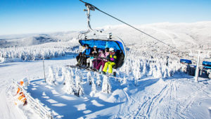 Лучшие горнолыжные курорты Германии