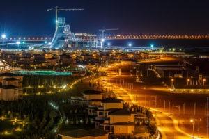 Туркменбаши - новый отдых на море