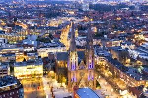 Эйндховен голландский город света