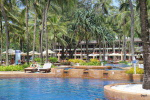 Отчет о путешествии в Таиланд Пхукет Katathani Phuket Beach Resort 5*