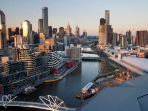 Самый красивый Мельбурн