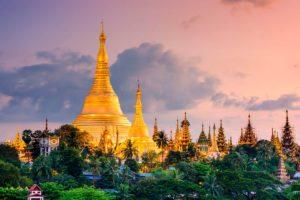 Чудесная Мьянма