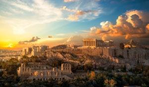 Ансамбль Акрополя в Афинах — невероятной красоты древняя застройка