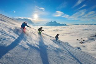 Швейцарские Альпы — горнолыжные курорты являются Эдемом для горнолыжников!