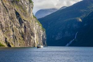 Норвежские фьорды просто великолепны