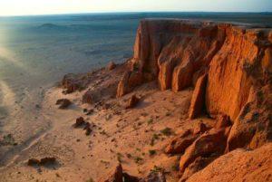 Самые красивые пустыни мира