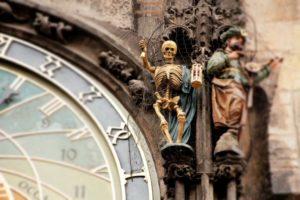 Пражские куранты Праги — популярное достояние города